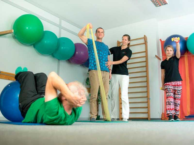 Physiotherapie Grund